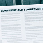 Enforcing Confidentiality Agreements