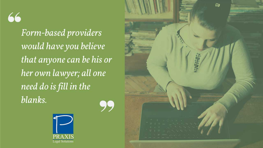 On-Line Legal Services