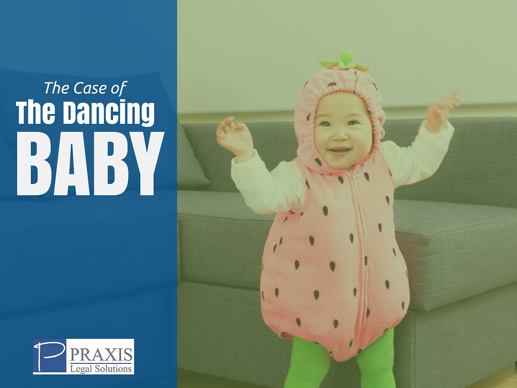 The Case of the Dancing Baby