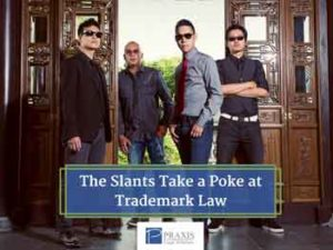 The Slants Take a Poke at Trademark Law